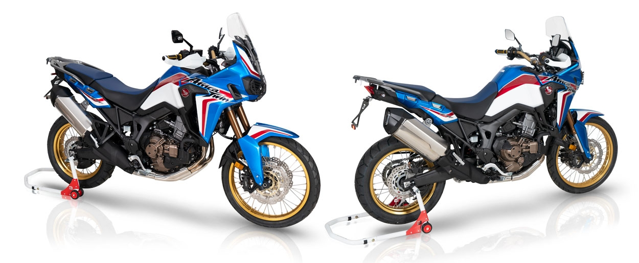 Africa Twin 18-19