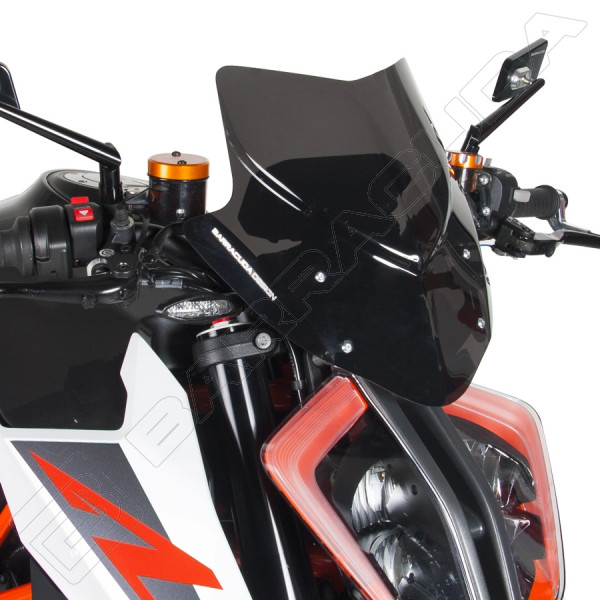 ktm superduke windshield