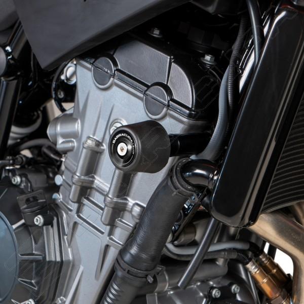 kit crash pad ktm duke barracuda moto