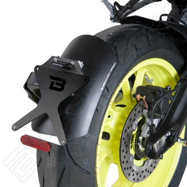 Porta-targa Yamaha MT03 Barracuda