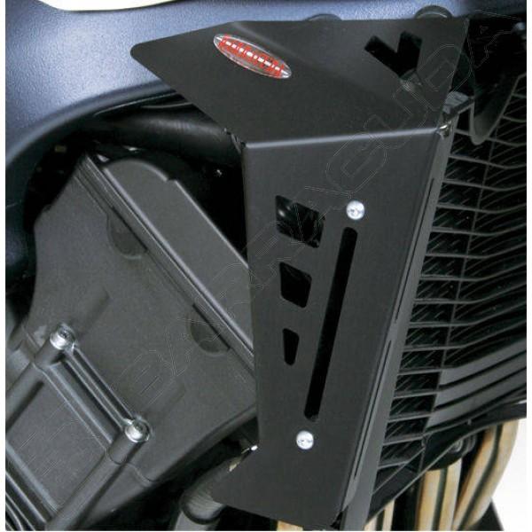 Cache radiateur Carbone pour Yamaha FZ1-N